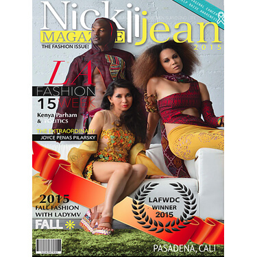 Nickiijean Magazine
