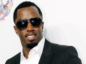 """Sean """"P Diddy"""" Combs arrives for a cocktail party kicking off AOL becoming an independent company after spinning off from time Warner at the New York Stock Exchange in New York, Wednesday, Dec. 9, 2009. (AP Photo/Kathy Willens) Original Filename: AOL_NYSE_NYKW114.jpg"""